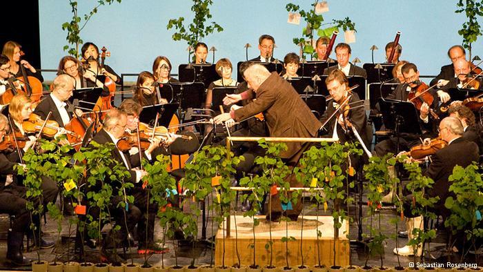 Orquesta Staatskapelle Berlín.