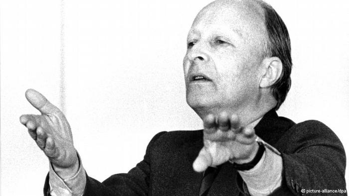 El polaco Witold Lutoslawski es autor de una música muy personal.