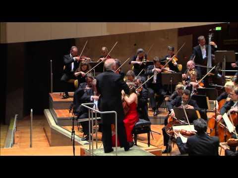 Elgar: Concierto para chelo – Alisa Weilerstein (chelo) y Daniel Barenboim (director) [fragmento]