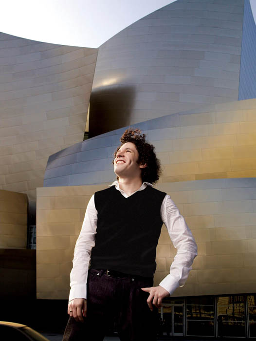 Gustavo Dudamel Photo by ©Andrew Eccles