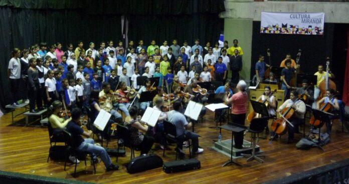 Orquesta Sinfónica del Estado Miranda