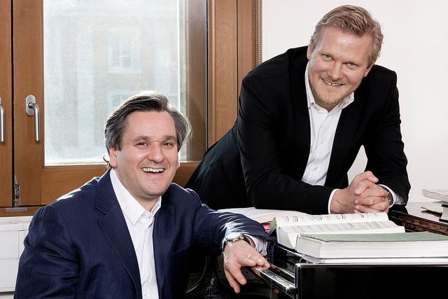 Pappano y Holten presentan un espectacular programa de nuevas óperas para el periodo 2013-2020