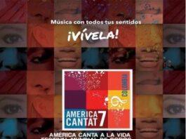 America Cantat 7 en Bogotá