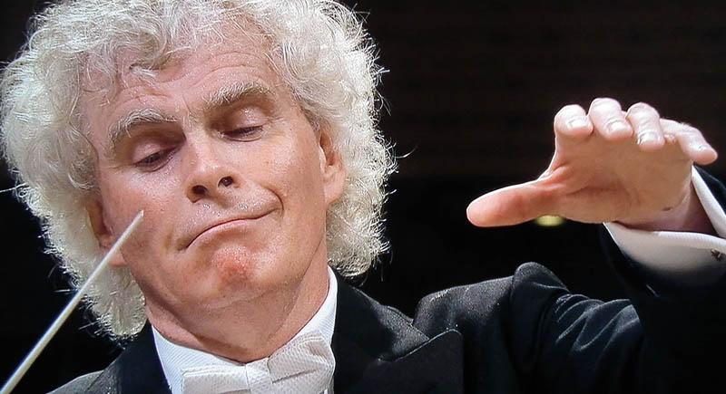 Sir Simon Rattle dejará Filarmónica de Berlín en 2018