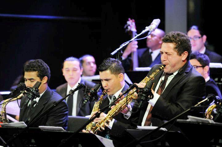 La Simón Bolívar Big-Band Jazz rinde tributo a Duke Ellington con un concierto en el Teatro de Chacao