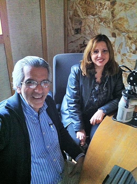 Alfredo Rugeles y Diana Arismendi en Clásicos Contemporáneos de Latinoamérica