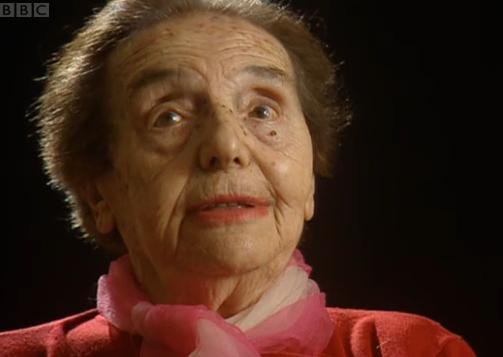 Alice Sommer y sus 109 años de optimismo