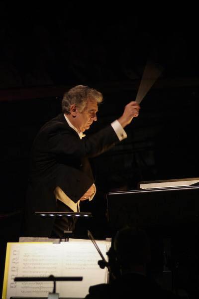 Plácido convierte en una fiesta musical los bicentenarios de Wagner y Verdi