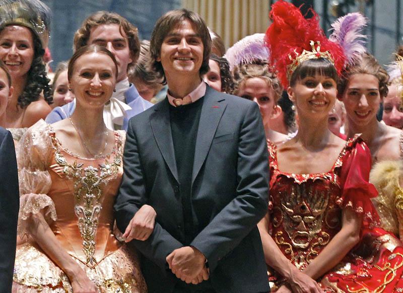Mejora Filin, el director de ballet de Bolshoi