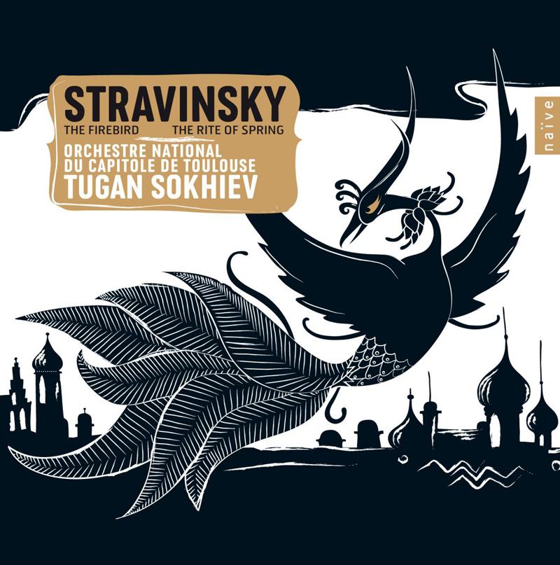 Tugan Sokhiev | Igor Stravinsky La consagración de la primavera; El pájaro de fuego