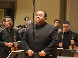 Director invitado: Pablo Morales Daal