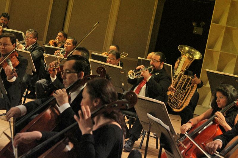 Audición de trompeta de la Filarmónica Nacional