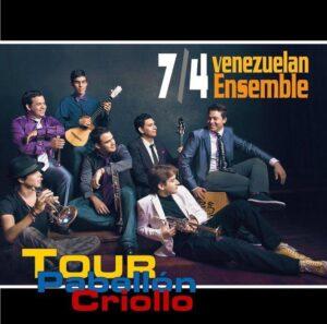 """Nueva producción discográfica """"Tour Pabellón Criollo"""""""