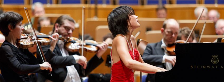 Yuja Wang Photo ©tonhalle_diesner