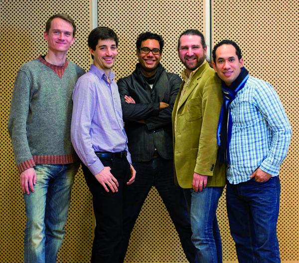 Bolivar Soloists Quinteto Foto:Reiner-Maillard