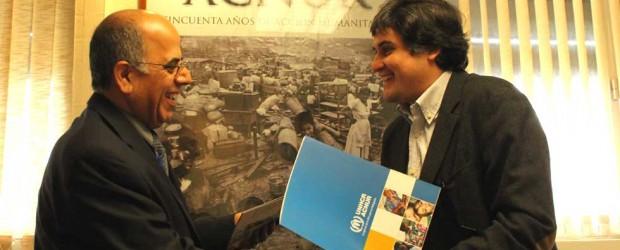 Fundamusical y Acnur firman alianza para protección de refugiados en Venezuela