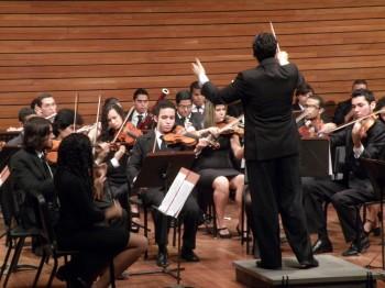 """Debutó Orquesta Sinfónica """"Carlos Raúl Villanueva"""""""