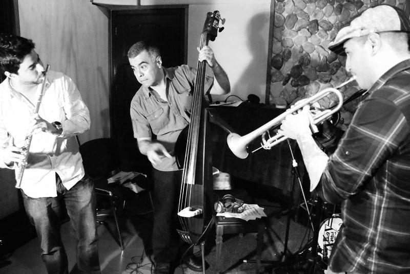 Dos generaciones de virtuosismo: Gerardo, Eric y Gerald Chacón traen un repertorio de jazz