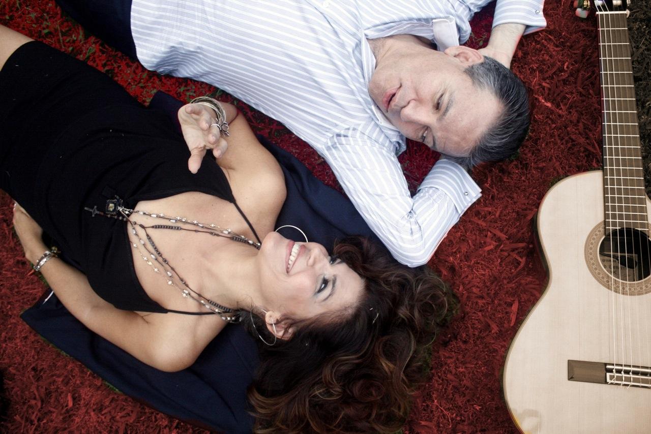 Luz Marina y Gustavo Carucí