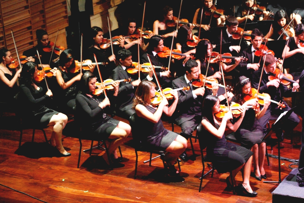 Orquesta Sinfónica Juvenil de Chacao