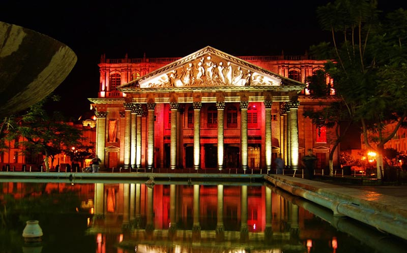 Teatro Degollado, Guadalajara Jalisco México Foto: ©MaCeB