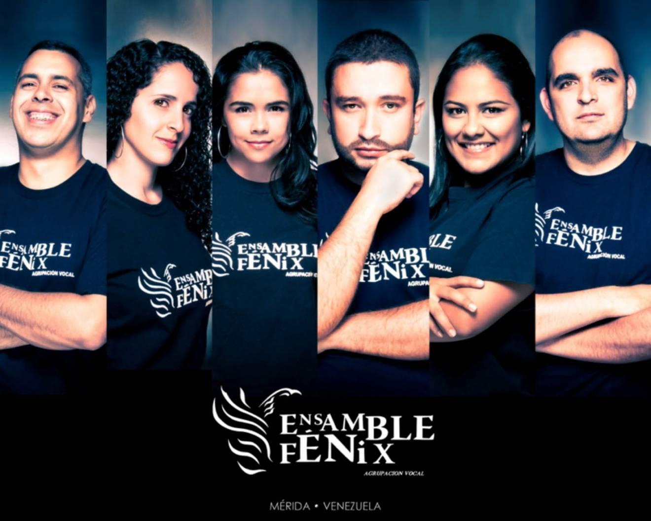 Ensamble Fénix viajará a los Estados Unidos, llevando sus voces, ritmos y armonías