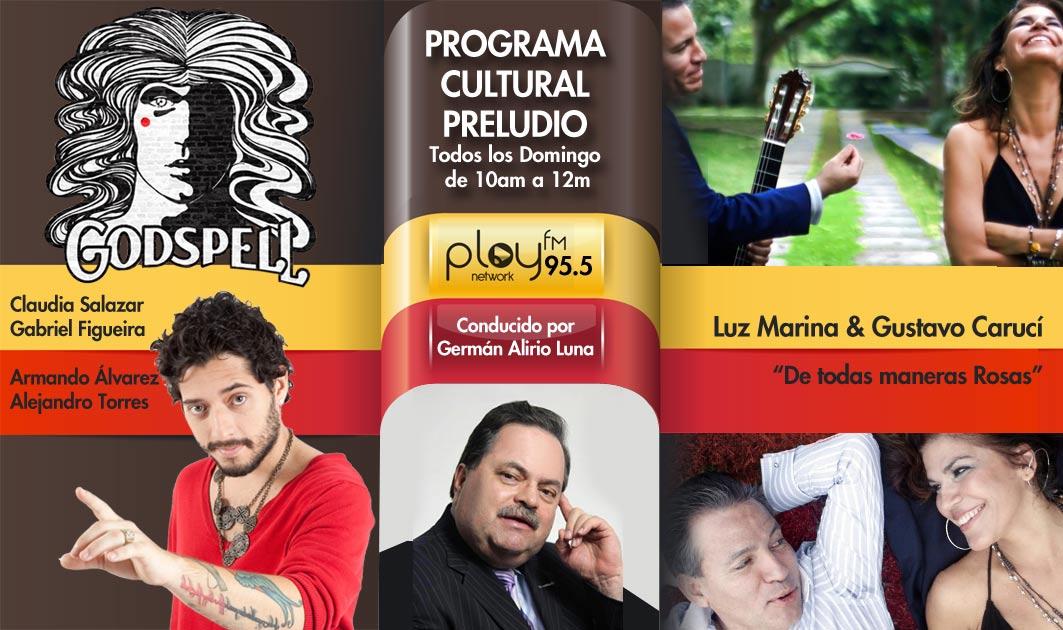 "Programa Cultural ""Preludio"""