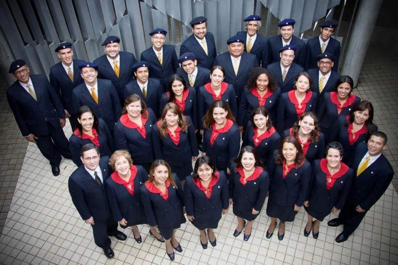 El Orfeón Universitario de la U.C.V en busca de Barítonos y Bajos