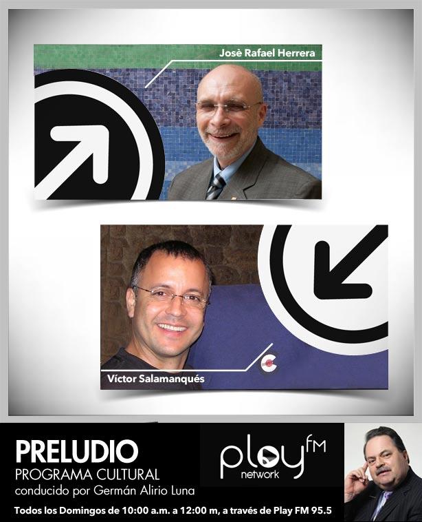 """Hoy Domingo, una nueva edición de """"Preludio"""" a través de """"Play 95.5 FM, Excelencia en Música"""
