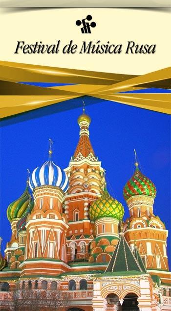 III Concierto «Festival de Música Rusa» en el Centro de Arte Daniel Suárez
