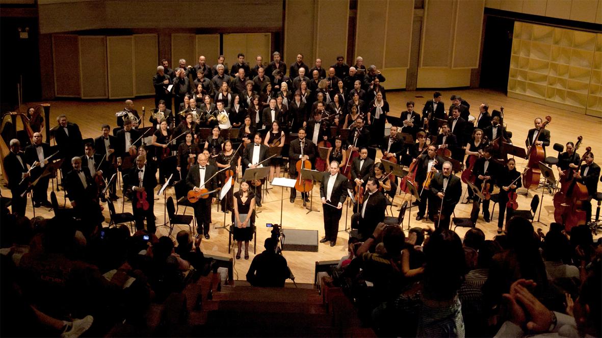 "Sinfonía ""Heroica"" presenta La Orquesta Sinfónica Municipal"