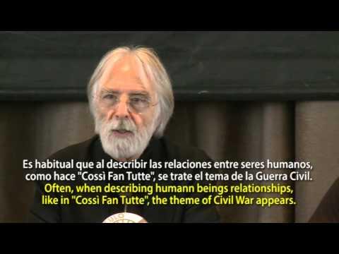 Michael Haneke habla sobre Così fan tutte