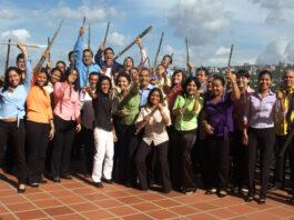Orquesta Nacional de Flautas ©Foto Brigitte Rodriguez