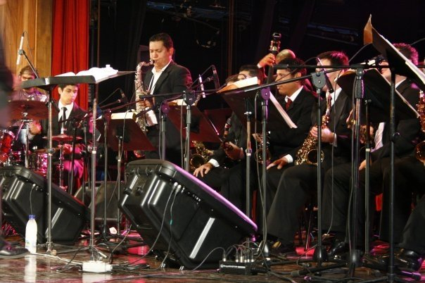 Simón Bolívar Big Band Jazz
