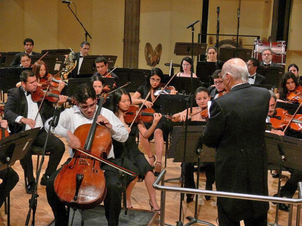 Emmanuel Acurero aceptado en el Conservatorio Nacional Superior de Música y Danza de París