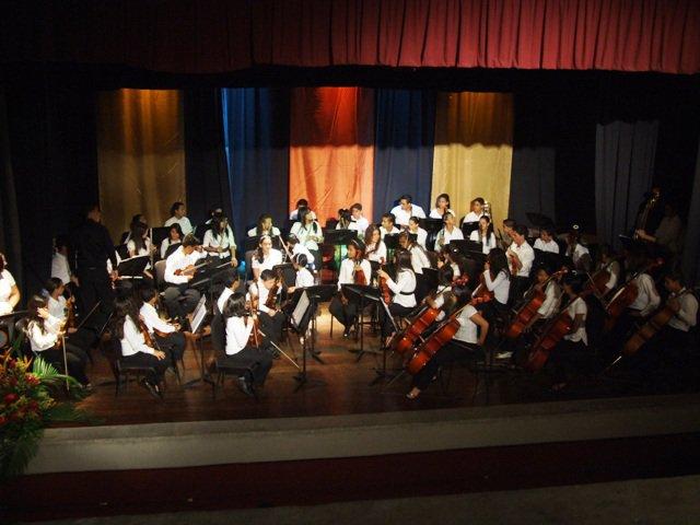 Orquesta Sinfónica Juvenil del Estado Sucre
