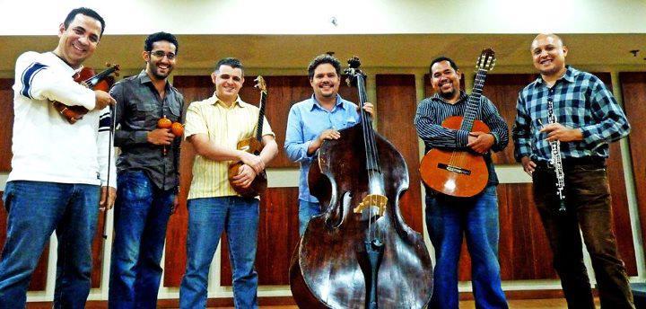 La música tradicional venezolana interpretada por Arcano en Los Galpones