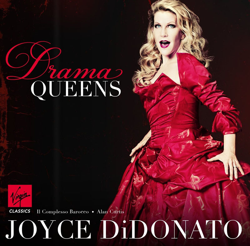 Joyce DiDonato presenta Drama Queens