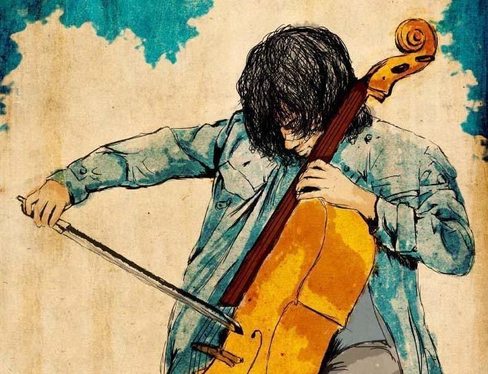 Jesús Vásquez @Percucello inicia su 3ra Gira Nacional de Rock Sinfónico en Cello