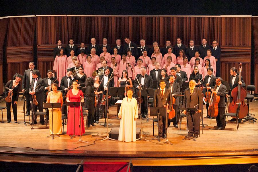 La Orquesta Sinfónica Municipal de Caracas presenta Música Sacra Colonial venezolana