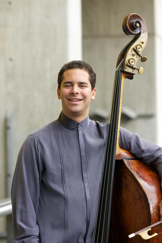 Edicson Ruiz debuta como solista en el Festival de Pascua de Baden-Baden
