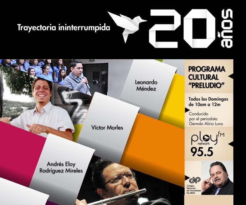 Programa Cultural Preludio