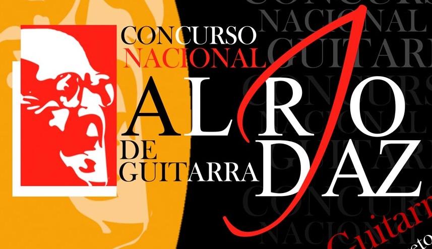 En el Teatro Alirio Díaz, 2do Concurso Nacional de Guitarra Alirio Díaz