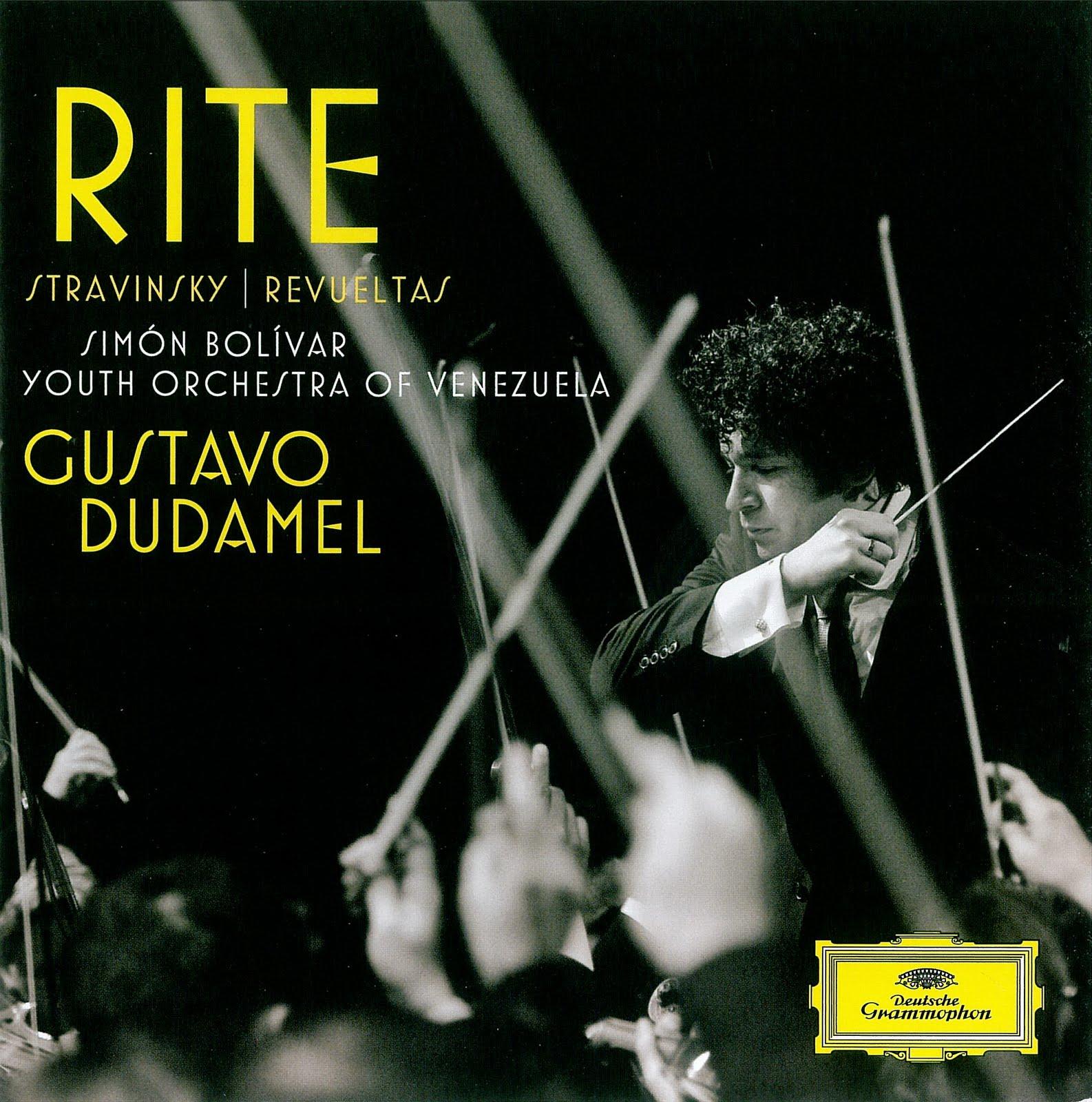 Dudamel y la Orquesta Sinfónica Simón Bolívar de Venezuela