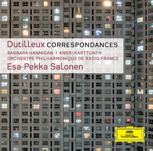 HENRI DUTILLEUX Correspondances Tout un monde lointain The shadows of time