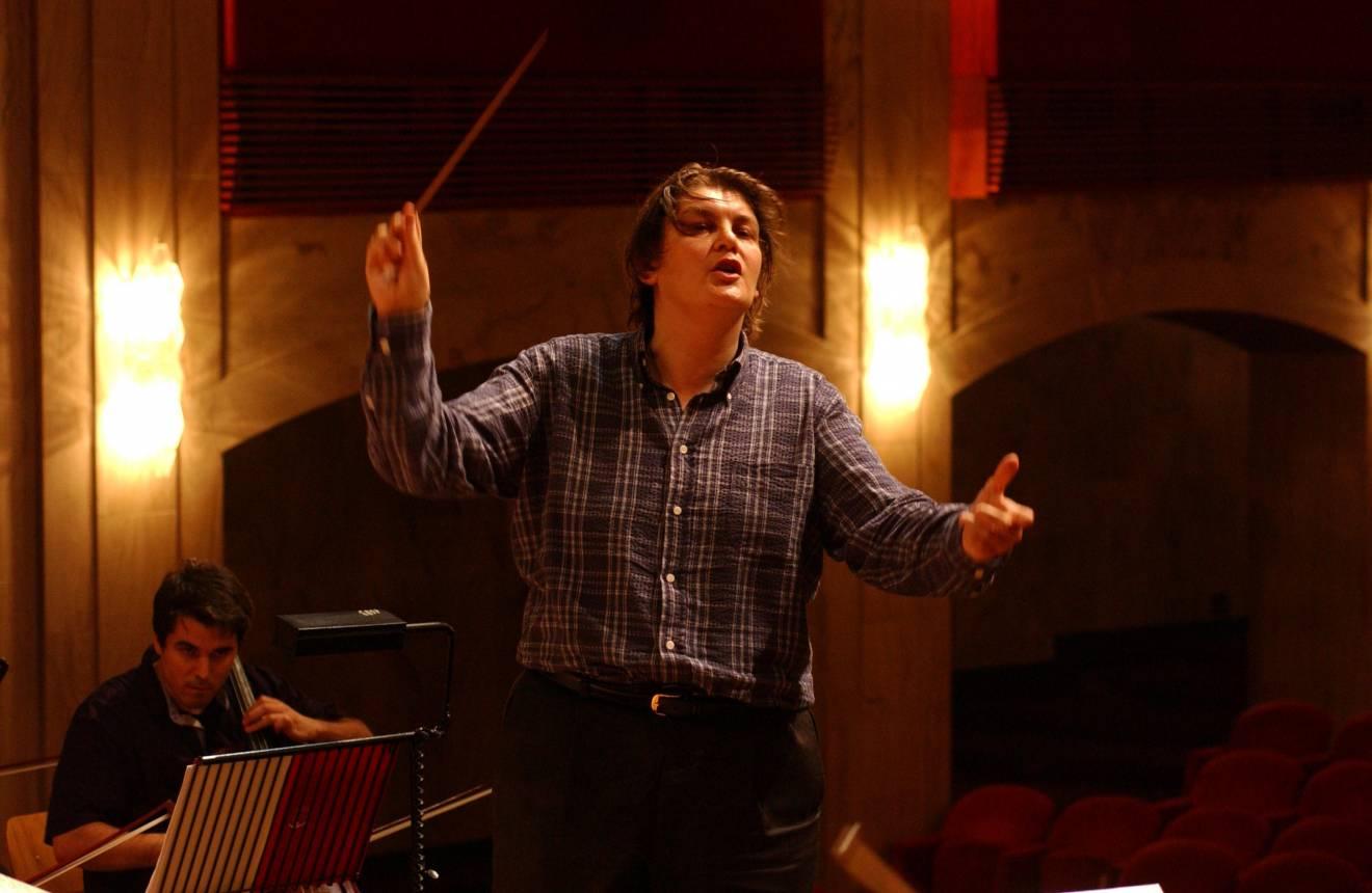Francesco Belli conduce a la Sinfónica de Venezuela en su primera Serie Internacional