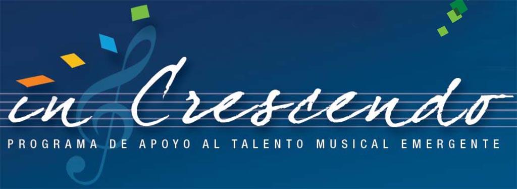 """Tecnoconsult lanza la edición 2013 """"In Crescendo"""" de apoyo al talento musical emergente"""