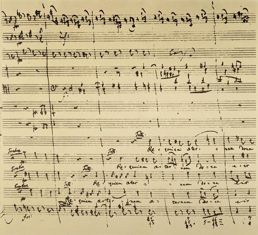 Mozart Misa de Réquiem
