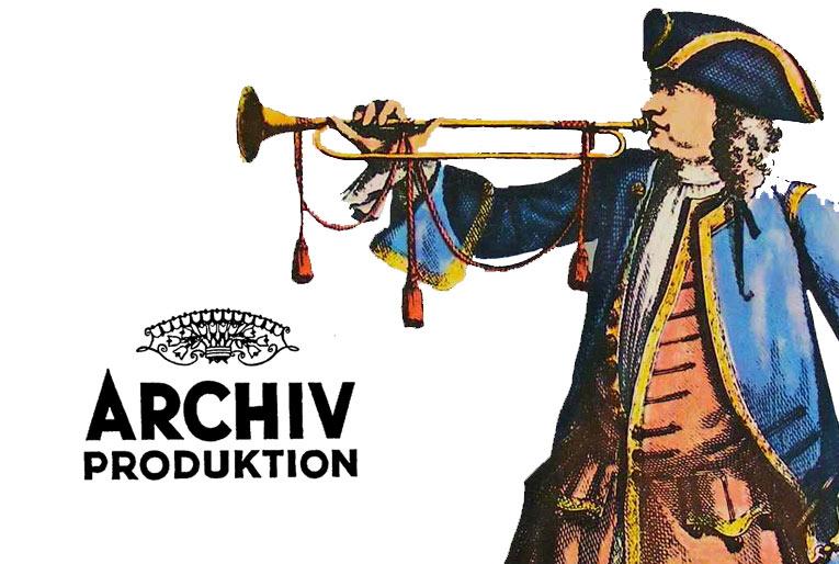 Deutsche Grammophon anuncia el renacimiento de su sello de música antigua Archiv