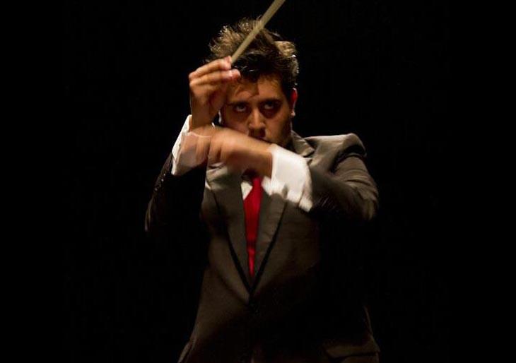 Jesús Uzcátegui conduce a la Orquesta Sinfónica de Ciudad Guayana en dos presentaciones